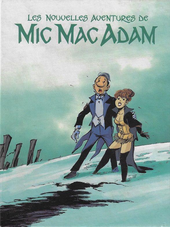 Coffret Mic Mac Adam Tomes 1 A 5 Dargaud 2007 In 2020