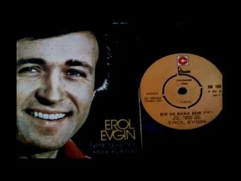 "Erol Evgin - ""Birde Bana Sor"" ( 1977 ) - YouTube.  Turkish pop"