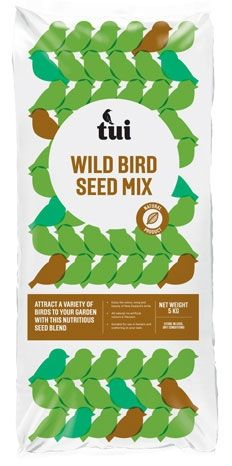 Wild Bird Seed Mix | Tui Garden