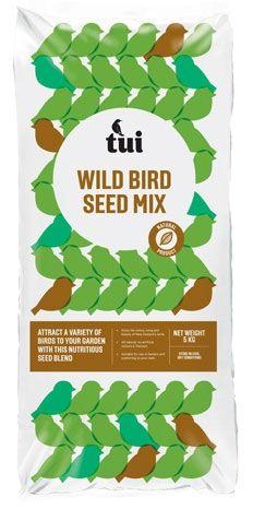 Wild Bird Seed Mix | Tui Garden