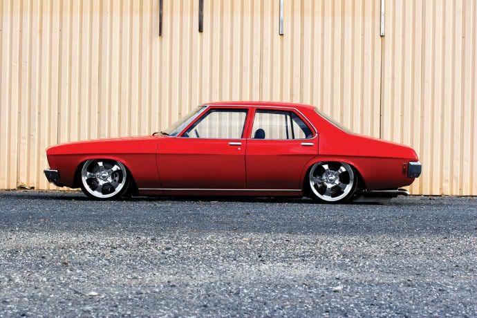 1972 Holden HQ SS Sedan