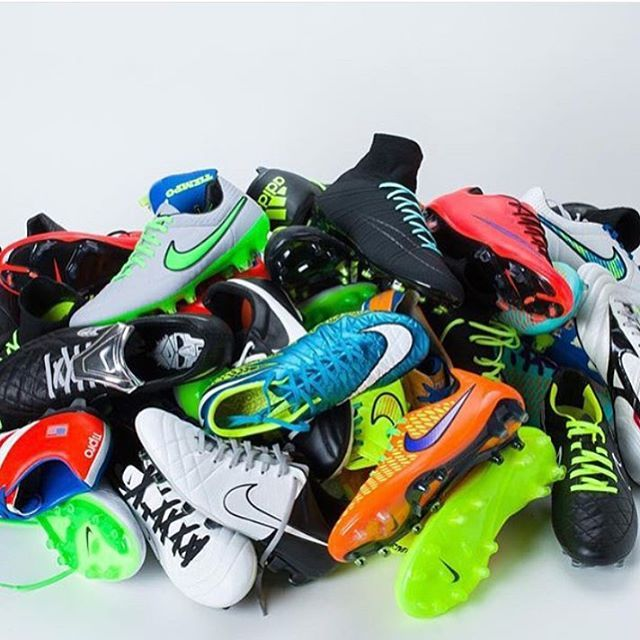 Football boots may be an interest of this magazine reader because they may want to keep up to date with the latest boots and trends.