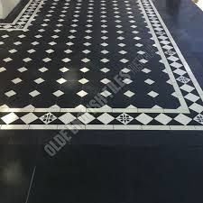 front verandah dark federation tiles - Google Search