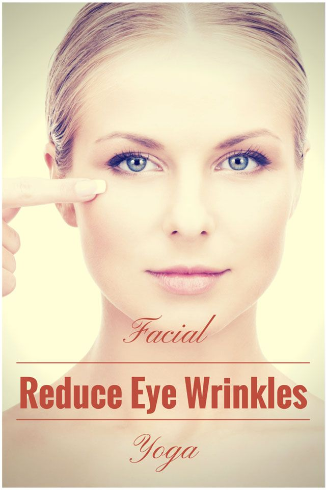 Reduce Eye Wrinkles with Facial Yoga - The 21 Day Challenge