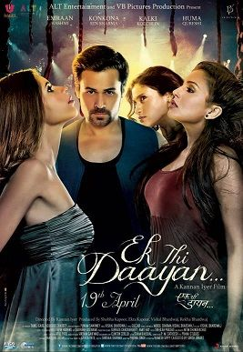Watch Ek Thi Daayan (2013) Full Movie Online DVDRip/720p/1080p - WRmovies.net