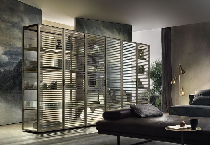 Display Cabinet Alambra by Rimadesio