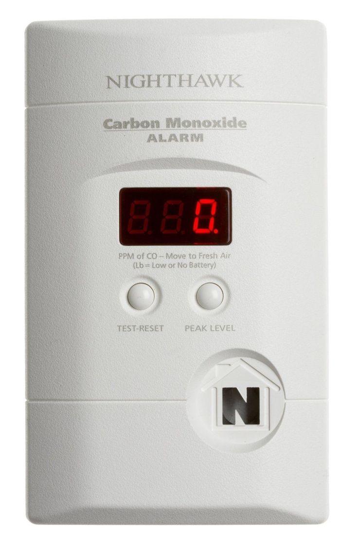 Kidde kncopp3 carbon monoxide detector ac plugin