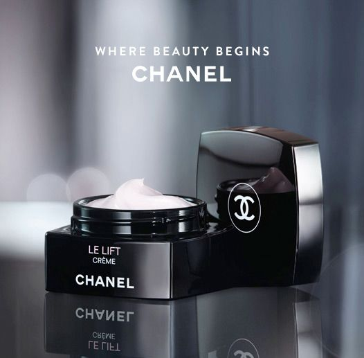 WHERE BEAUTY BEGINS CHANEL