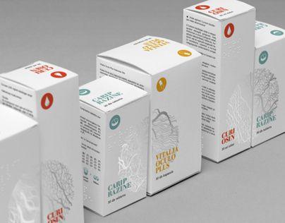 MEDICINE PACKAGE DESIGN / 2012