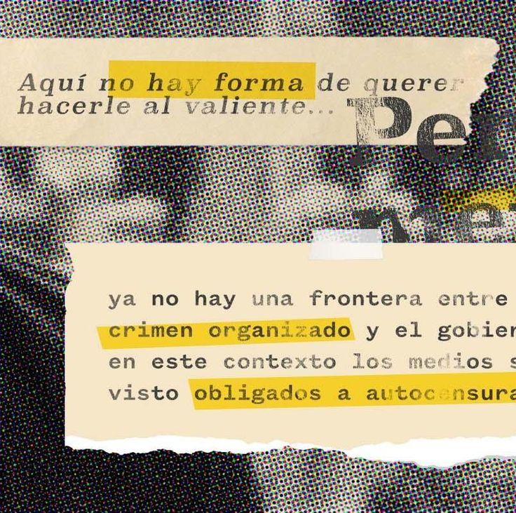 Entre el 2007 y 2011, periodo marcado por la violencia desatada en la presidencia de Calderón, la prensa cubrió un 45% de los hechos relacionados con el narco. VICE News entrevistó a periodistas mexicanos para entender el lado más cruel de su trabajo.