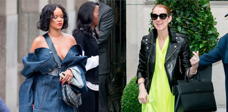 Versus de estilo: Rihanna o Celine Dion. – Bossa