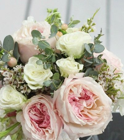 Most bridal bouquets can run between $150-$350, and up! You can make your own bridal bouquet! Below is a brief step-by-step tutorial. This bouquet is made of si…