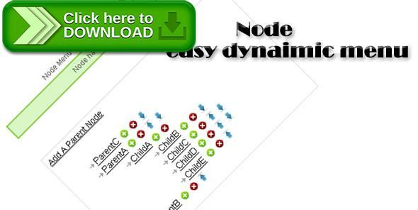 [ThemeForest]Free nulled download Node (dynamic menu made easy) from http://zippyfile.download/f.php?id=49947 Tags: ecommerce, drop down menu generator, dynamic html menu, dynamic menu, menu builder, menu creator, navigation menu, php dynamic menu, php menu, php menu system, php navigation, php tree menu