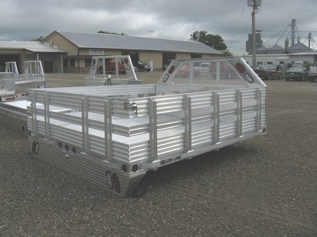 Specialized Aluminum Truck Beds -  TRB 232
