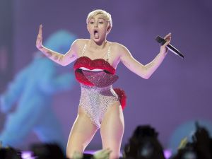 Miley Cyrus' Fourth of July NBC special criticized for 'lecherous' Abraham Lincoln in FCC complaint