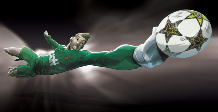 de gea animation background effects - Google Search