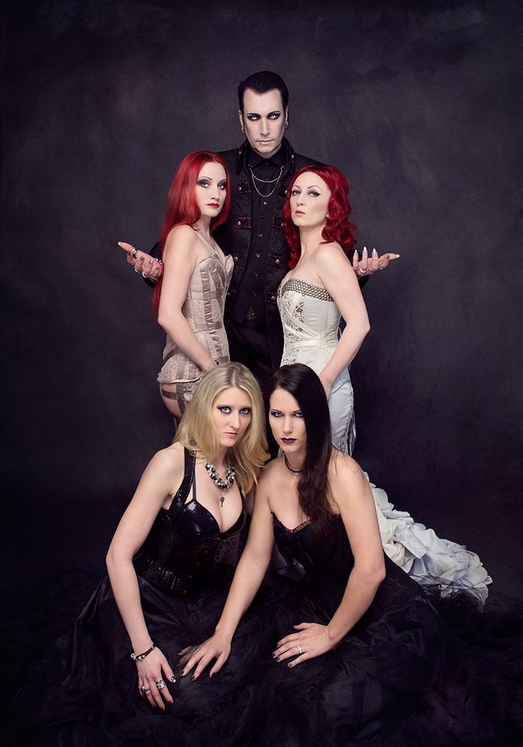 """Blutengel   From today's """"Nemesis"""" in stores!"""