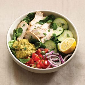 What to Order: Panera Bread's Secret Healthy Menu   REALLY good to know!  Even some Whole30 options.
