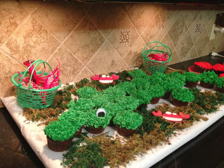 17 Best Images About Cajun Birthday Party On Pinterest