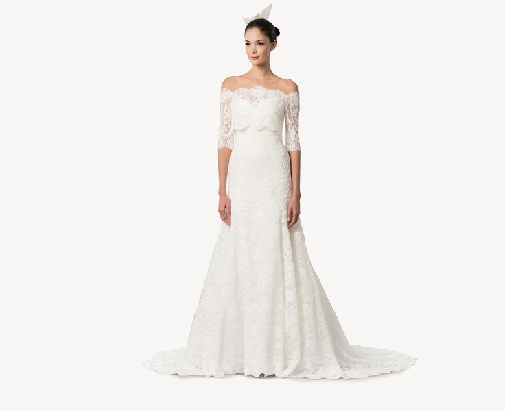 22 besten Hochzeitskleid Bilder auf Pinterest | Silberhochzeit ...