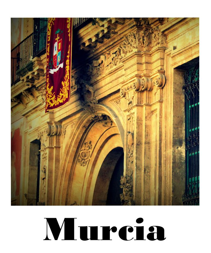 MURCIA  [from the SPAIN/ROAD-TRIP polaroid shots series]