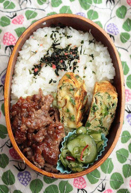 Bento au bœuf sauce sucré/salé et l'histoire d'une île à Shikoku | tabimobi