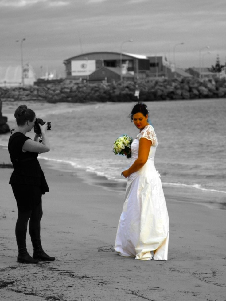 Wedding photog