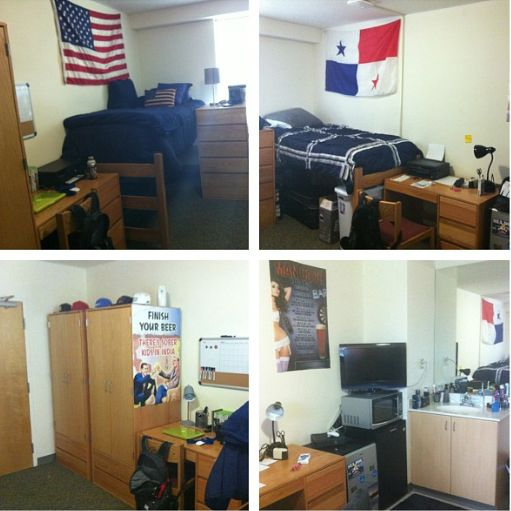 Cool College Dorm Room Flags