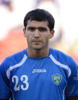 FUSSBALL INTERNATIONAL: Akmal SHORAKHMEDOV (Usbekistan)