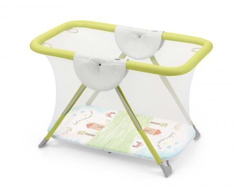 Hoy os traemos el Parque Brevettato con 4 asas para ayudar a levantarse, parte superior muy acolchada y resistente a los mordiscos, red de seguridad, protecciones en los tubos laterales. Se puede lavar fácilmente con una esponja. Cierre compacto. Parque Brevettato es apto para niños de hasta 15 kgrs. Test del mordisco: evita que el bebé pueda morder el plástico con los dientes. Más en tu tienda http://nuevemesesbaby.es/productos-de-bebes/para-casa/parquescunas-de-viaje