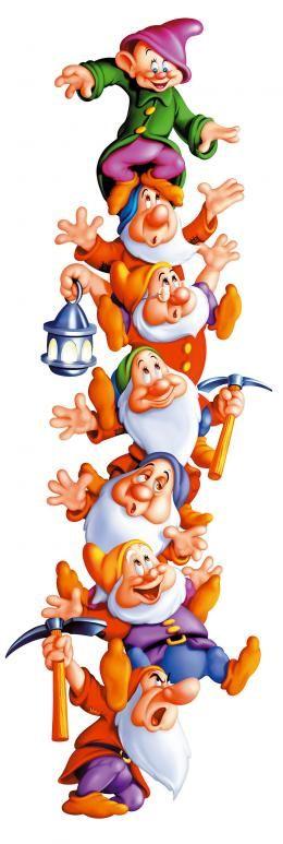photo 2/37 - Blanche-Neige et les sept nains - © Disney