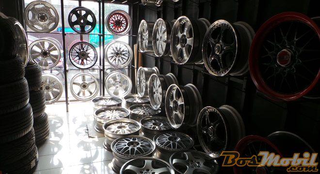 Rotors Original Velg #BosMobil