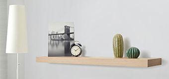 Baldas y estantes de pared IKEA