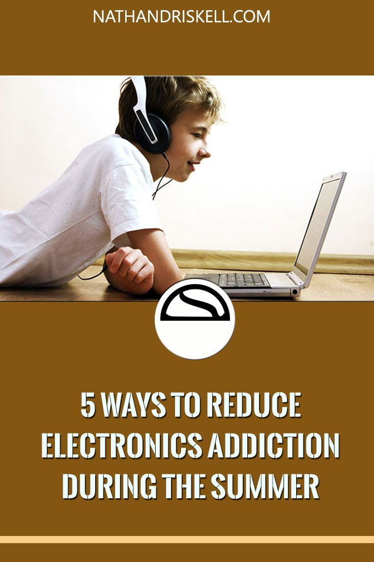 Summer is here, and it is time for many children to binge 12-16 hours a day in electronics. Between television, gaming systems, tablets, and computers, children will be spending much of their time with electronics.