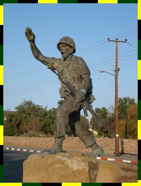 SADF Infanterie Skool