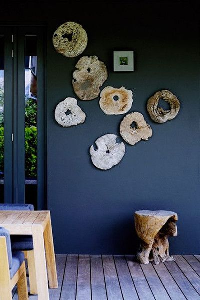 Wooden Wonder - Gallery Walls That Feel So Unexpected - Photos