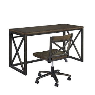 Shop for Xcel Office Desk & Swivel Chair by Home Styles. Get free shipping at Overstock.com - Your Online Furniture Outlet Store! Get 5% in rewards with Club O! - 20422591