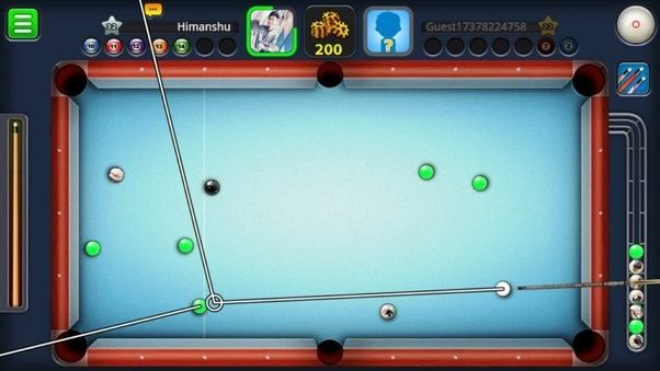 How To Set Up Pool Balls Quora >> How To Earn 8 Ball Pool Cash Quora Samuel Da Fabiano Soccer