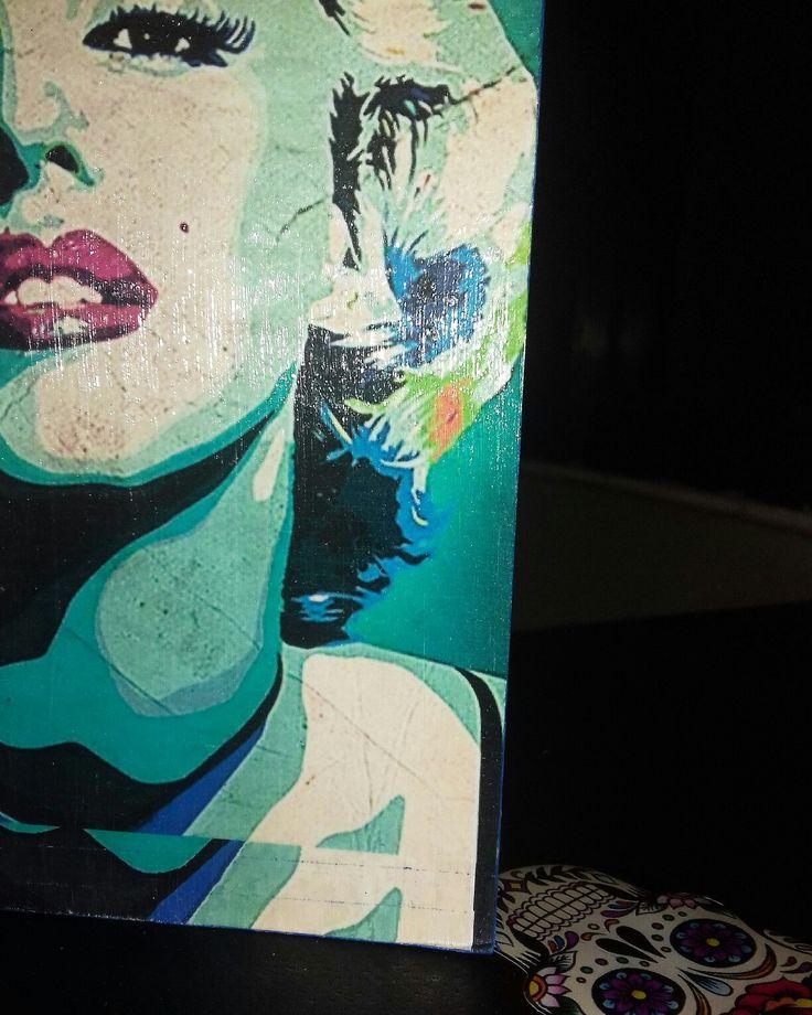 Marilyn Monroe ... Instagram: vero_focus