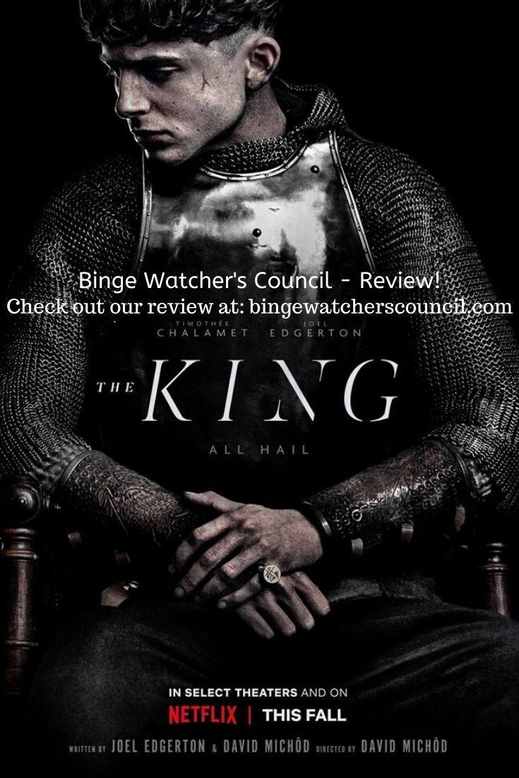 The King Netflix Film Review In 2020 Kings Movie Joel Edgerton Movies 2019