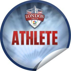 Roxy Terra's 2012 Summer Olympics Athlete Sticker | GetGlue