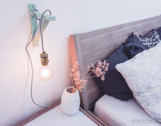 diy_gluehbirnen-lampe_textilkabel_mint_dreieckchen_blog