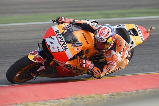 ホンダ:MotoGP 第14戦 アラゴンGP フリー走行レポート  [F1 / Formula 1]