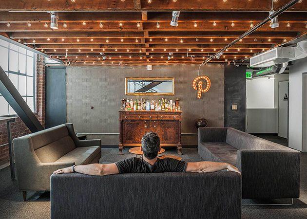 Take a Tour of Pinterest's San Francisco Office
