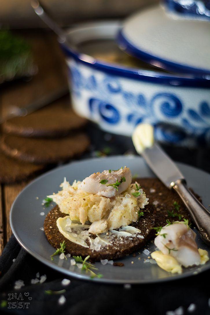 Ina Is(s)t: PLOKKFISKUR - Stampfkartoffeln mit Kabeljau aus Island /// ICELAND PLOKKFISKUR