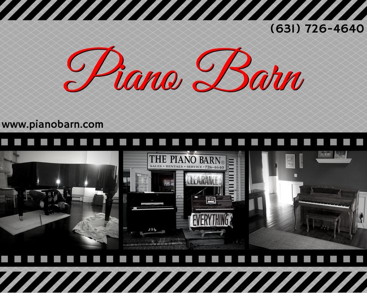 There is no better way to set the mood for any special occasion than with live music. From anniversaries to confirmations to graduation parties, renting a piano for live entertainment will make your event memorable. #Pianos  #PainosWaterMill  #PianosSagharbor  #PianosMontauk  #BuyAndSellPiano  #RentOutPianos  #PianoTuning  #PianoSales  #PianoRentals  #PianoMoving  #PianoRepairs #PianoMoversInEast  #EastHamtpon  #EastHamptonNY  #PianoNeed  #GrandPianoRepair  #PianoRefinishing…