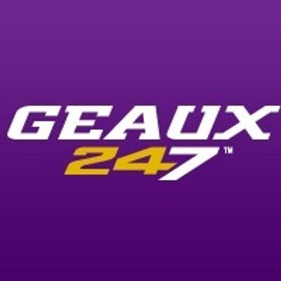 LSU Tigers   @Geaux247    The latest on LSU football and football recruiting on the @247Sports network. #CrystalBall    lsu.247sports.com      Joined January 2012