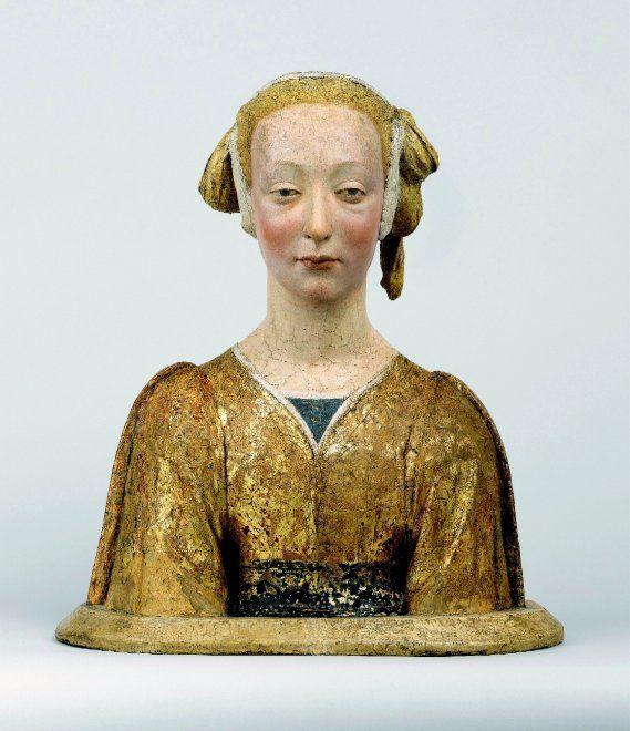 Uffizi, in mostra le sculture dipinte del Quattrocento fiorentino