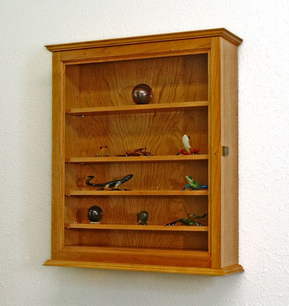 43 best curio cabinet images on pinterest wall curio on wall cabinets id=50098
