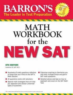 71 best homeschooling high school images on pinterest homeschool barrons math workbook for the new sat 6th edition barrons sat math fandeluxe Image collections